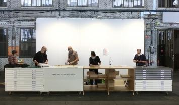 Berlin Art Week | paperfile auf der Positions Berlin Art Fair 2020