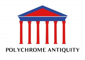 Logo der «polychrome antiquity» Kampagne, Selina Zürrer, 2018