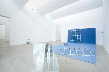 Thea Djordjadze · History of Display, 2019, Ausstellungsansicht Kunstmuseum Winterthur