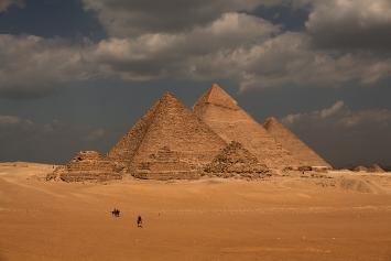 Gizeh, Ägypten, 12.2.2011.Foto: SH