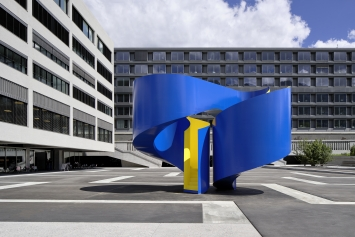 SCARCH, Not Vital, Kantonsspital Graubünden Chur (Foto: Ralph Feiner)