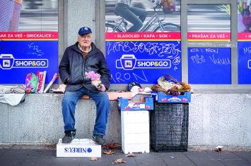 Belgrad, Bulevar kralja Aleksandra, 31. Oktober 2018.Foto: Samuel Herzog