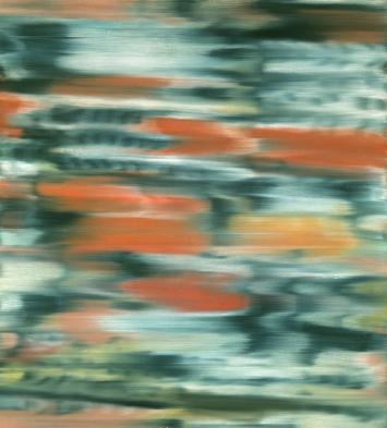 Gerhard Richter, Stadtbild PX, 1968 (Detail), Wittelsbacher Ausgleichsfonds - Sammlung Prinz Franz von Bayern, seit 1984 in den Bayerischen Staatsgemäldesammlungen, München, Foto: Blauel/Gnamm/ARTOTHEK © Gerhard Richter