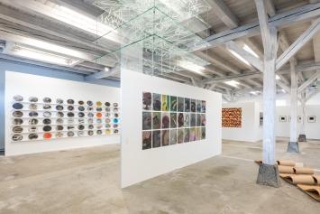 Ausstellungsansicht«Rhythmus, Reihe, Repetition»