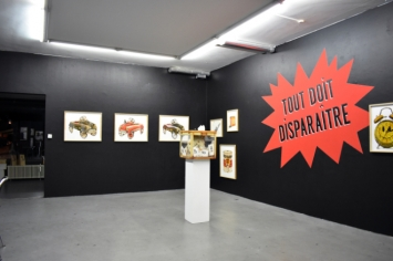 STF Moscato | RUST NEVER SLEEP | exhibition view May 2019