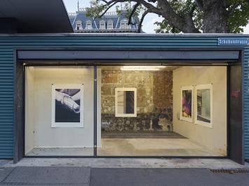 Kunstraum Satellit, Ausstellung Dominique Uldry, 2019 / Bild: Carolina Piasecki