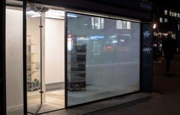 Kunstraum Satellit, Ausstellung Lorenzo Salafia, 2020 / Bild: Carolina Piasecki