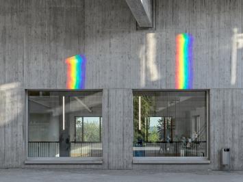Raphael Hefti, «Showtime», 2019, Foto: Stefan Altenburger