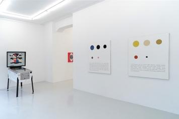 Lullin + Ferrari, Sebastian Utzni,Installation view, 2019
