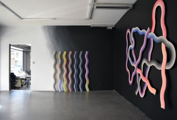 Dunja Jankovic | SOFT SPOT | exhibition view March 2019