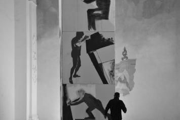 Stuart Alexander Schibli #1010.034 | 200 x 200 x 600cm | mixed media | 2018 ©DELACAVE Association For Art, Bern | Courtesy Saadler/Adams, New York