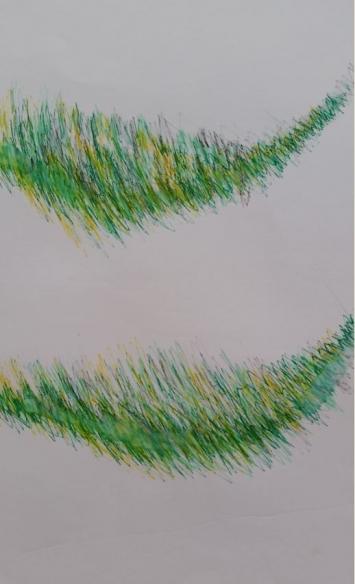 Filzstift auf Papier, 70 x 50cm, 2015