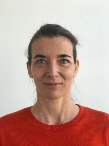 Katja Schenker, 2021. Foto: Arthur Gamsa