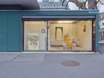 Kunstraum Satellit, Ausstellung Vera Trachsel, 2020 / Bild: Carolina Piasecki
