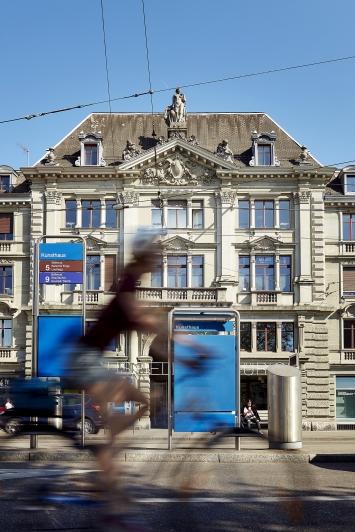 Galerie Ziegler SA, Foto: Yves Roth