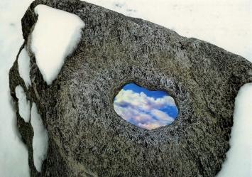 Christine Zufferey, «Drifting Clouds», 2005, Pflegezentrum Entlisberg, Fachstelle Kunst und Bau, Amt für Hochbauten, Stadt Zürich, Foto: Hannes Henz