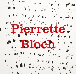 Pierrette Bloch, L'intervalle